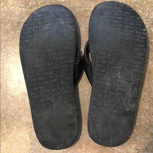 Sanuk Shoes - BLACK SANUK YOGA MAT SANDALS